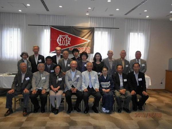 川崎支部・2012総会(2012年6月9日)