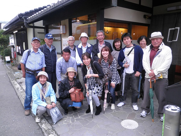 川崎支部・北鎌倉(2011年10月15日)