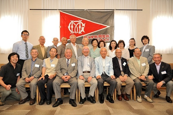 川崎支部・2013総会(2013年6月8日)